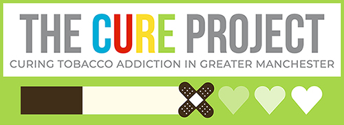 The CURE Project Logo